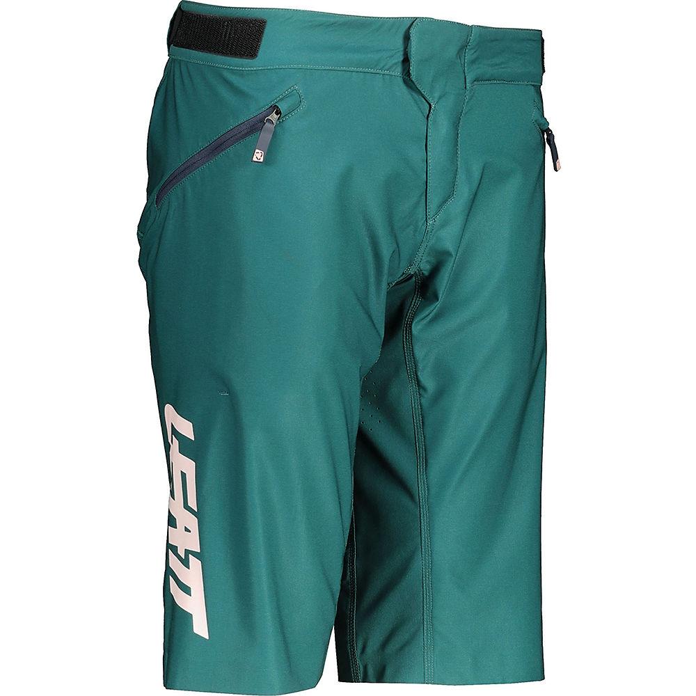 Leatt Women's MTB 2.0 Shorts 2021 - Jade - XL, Jade