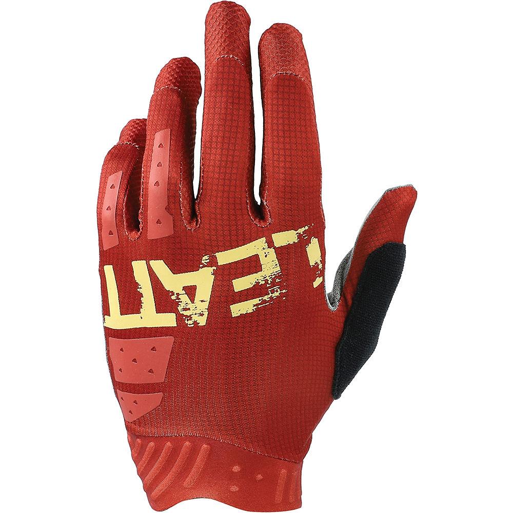 Leatt Women's MTB 1.0 Gloves 2021 - Copper - XS, Copper