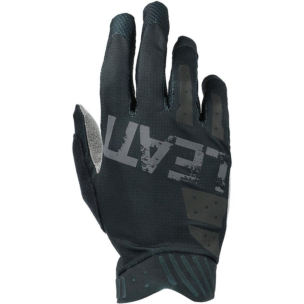 Leatt MTB 1.0 Gloves 2021 - Black, Black