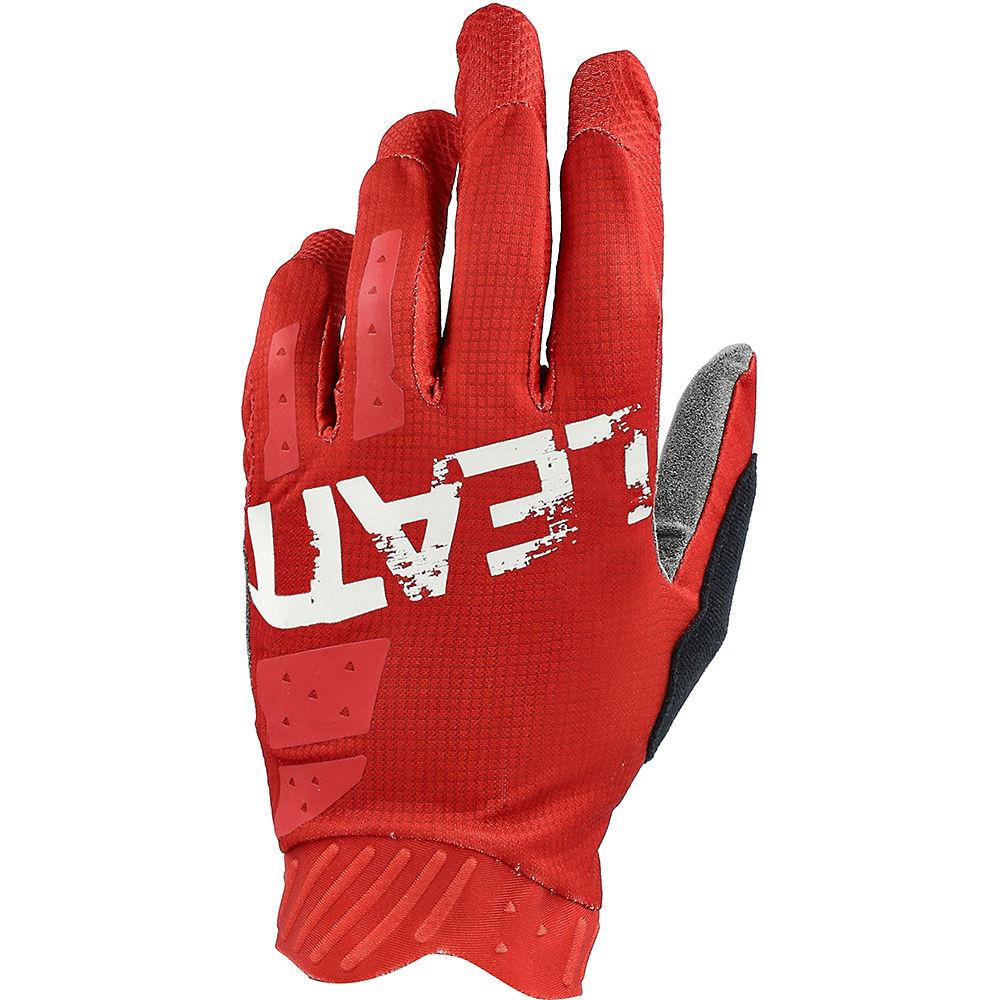 Leatt MTB 1.0 Gloves 2021 - Chilli - XL, Chilli