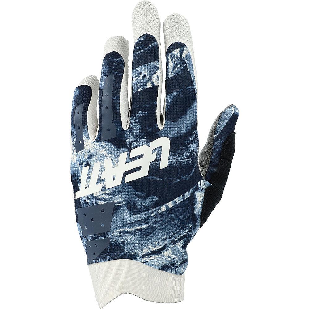 Leatt MTB 1.0 Gloves 2021 - Steel, Steel