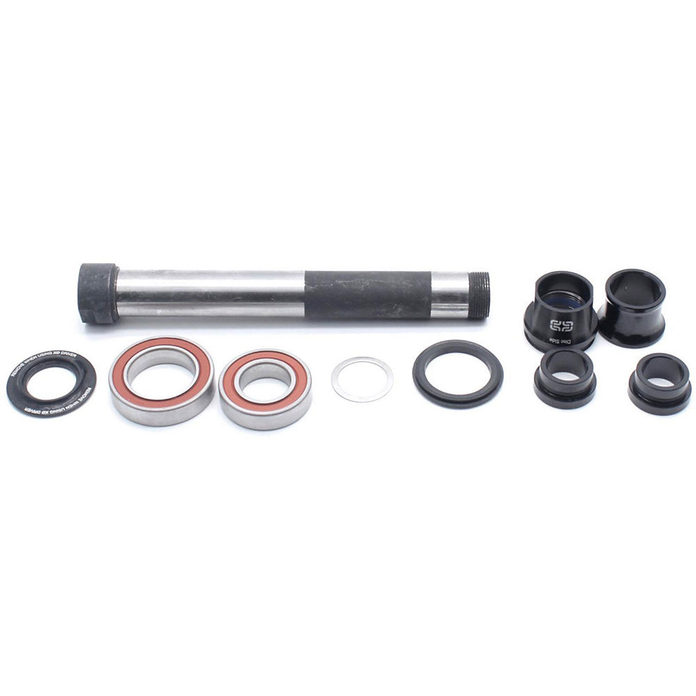 Image of E Thirteen Gen 2 Axle Conversion Kit - Noir - TRS, Noir