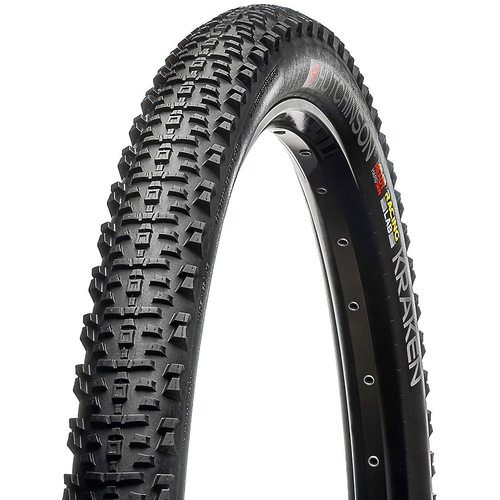 Hutchinson Kraken RLAB MTB Tyre - Black - Standard, Black