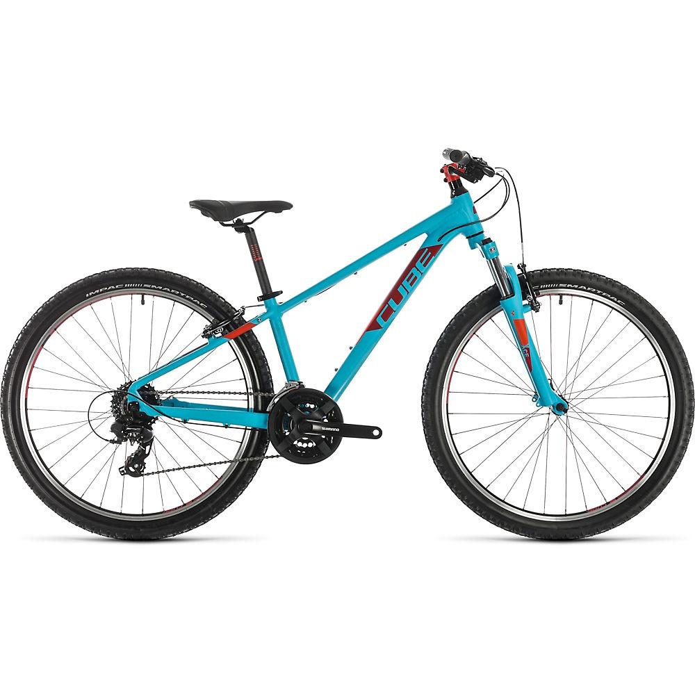 Cube Acid 260 Kids Bike 2021 - Azul/Rojo, Azul/Rojo