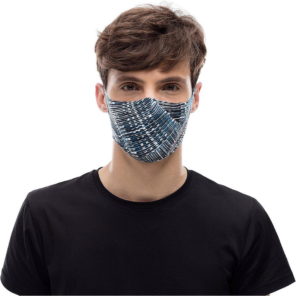 Image of Buff Filter Mask (Bluebay) - One Size, Bluebay