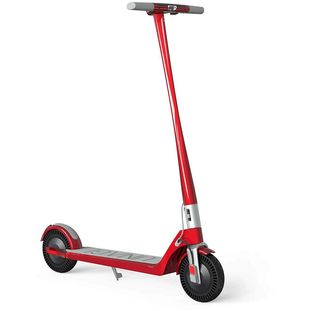 Image of Unagi Model One E500 Electric Scooter - Scarlet Fire, Scarlet Fire