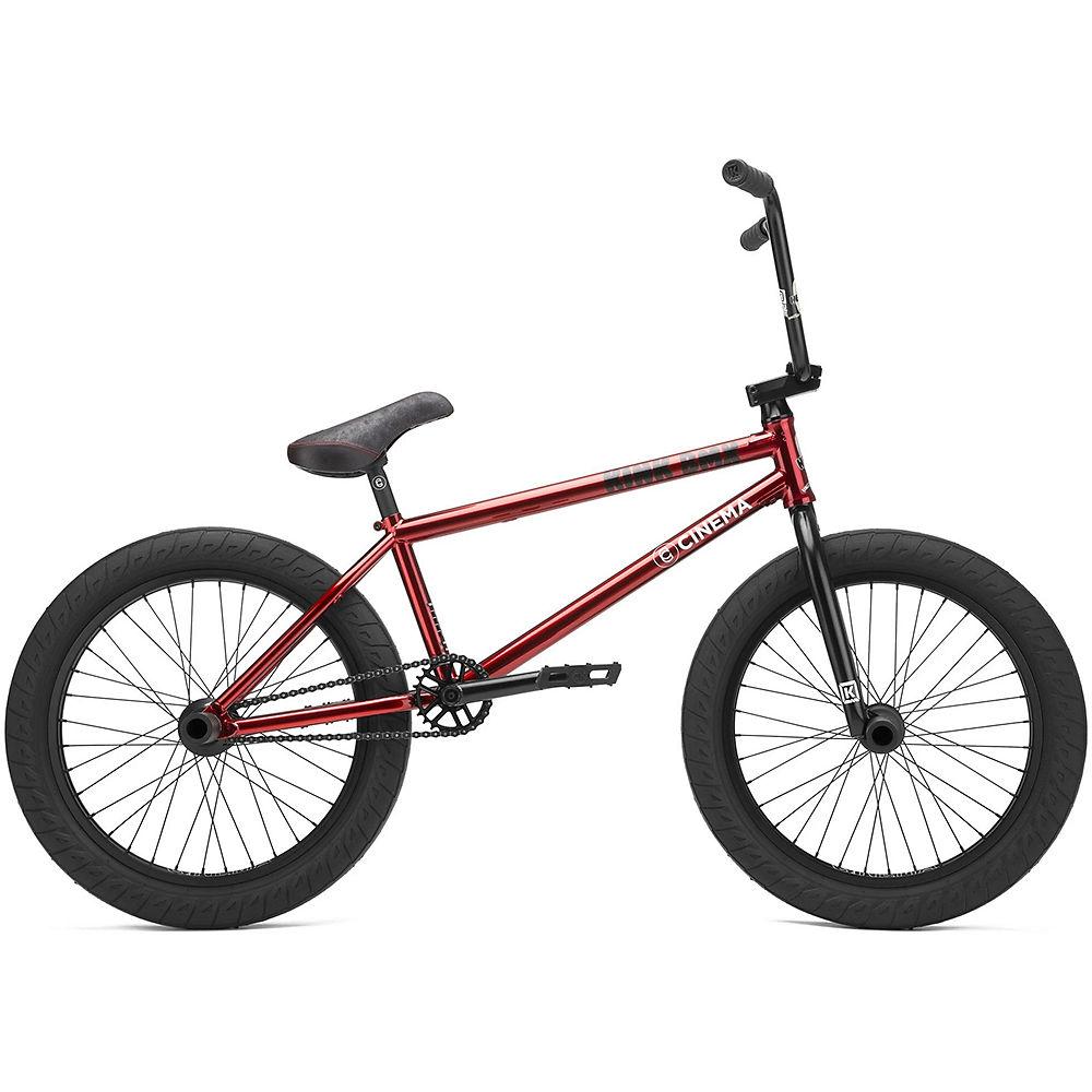 Bicicleta BMX Kink Williams (2021) 2021 - Gloss Mirror Red, Gloss Mirror Red