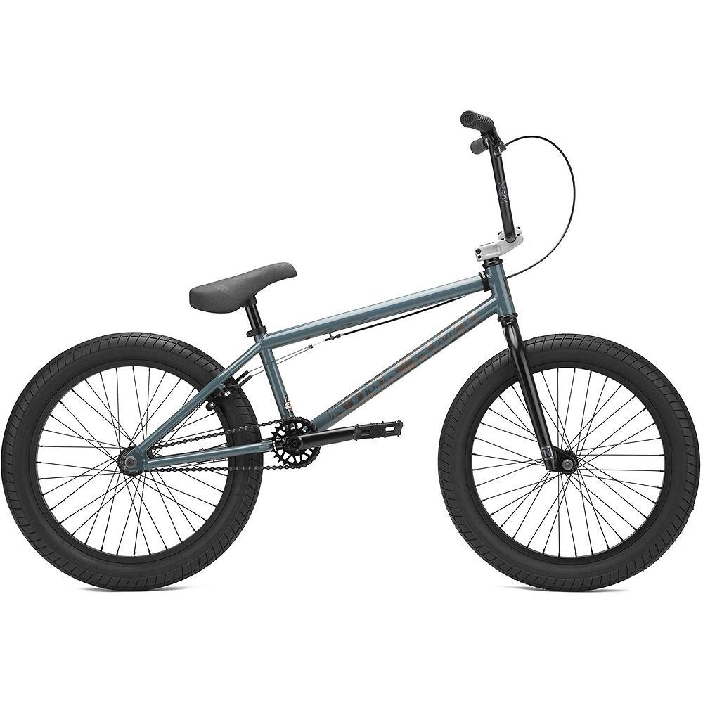 "Image of Kink Curb BMX Bike (2021) - Gloss Ocean Grey - 20"", Gloss Ocean Grey"