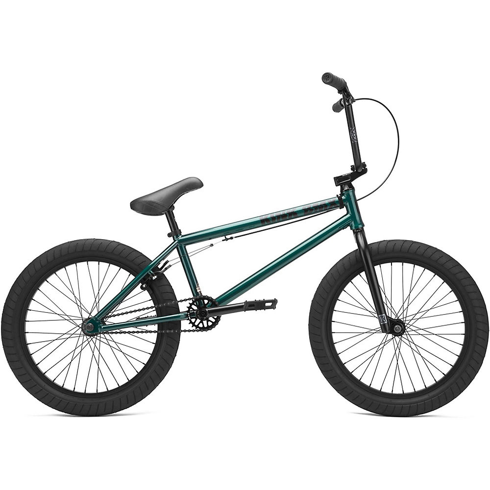 "Image of Kink Gap XL BMX Bike (2021) - Gloss Galactic Green - 20"", Gloss Galactic Green"
