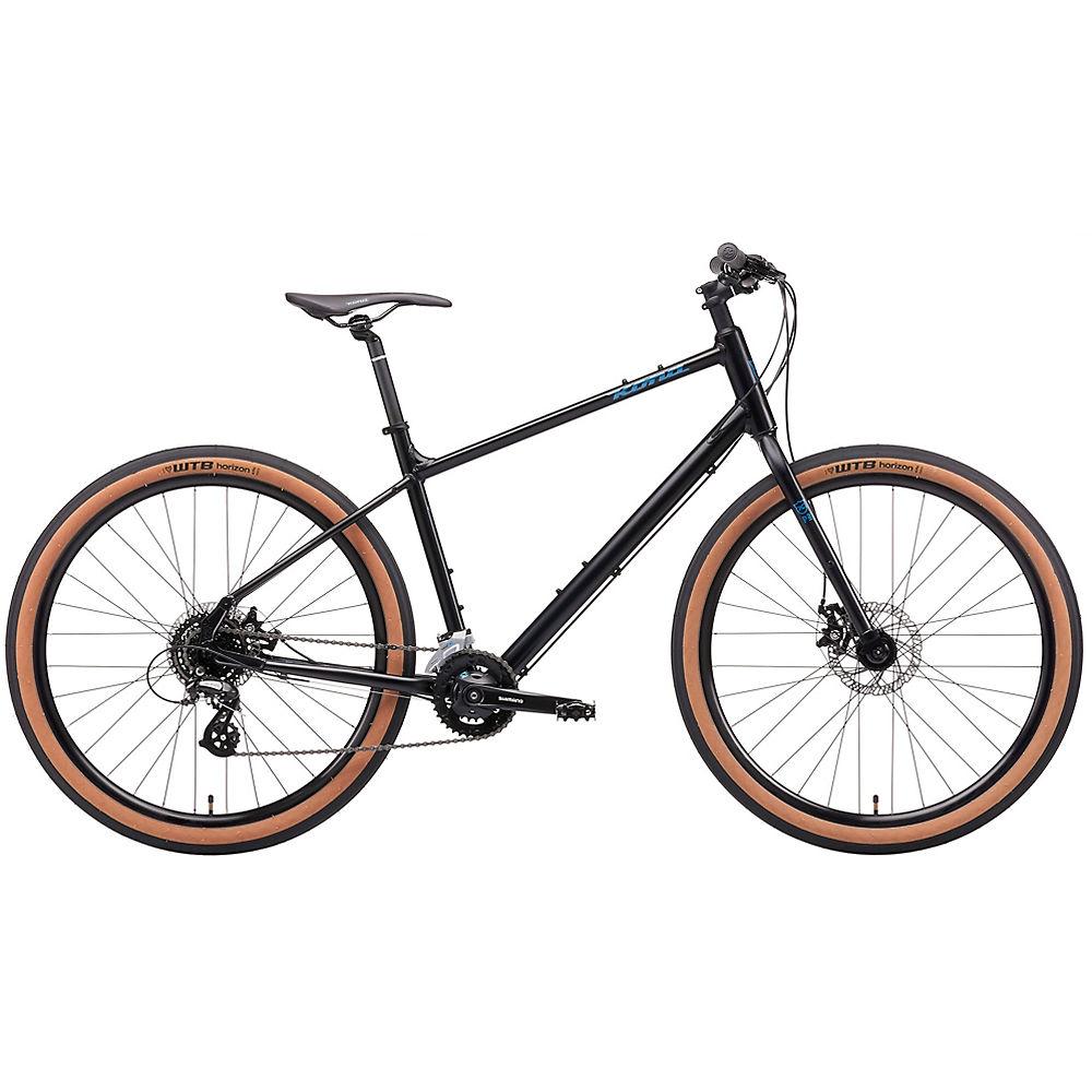 Image of Kona Dew Urban Bike (2021) 2021 - Noir - L, Noir