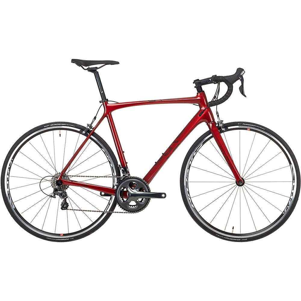 Bicicleta de carretera Orro Orro Gold (Tiagra - 2021) 2021 - Rojo, Rojo