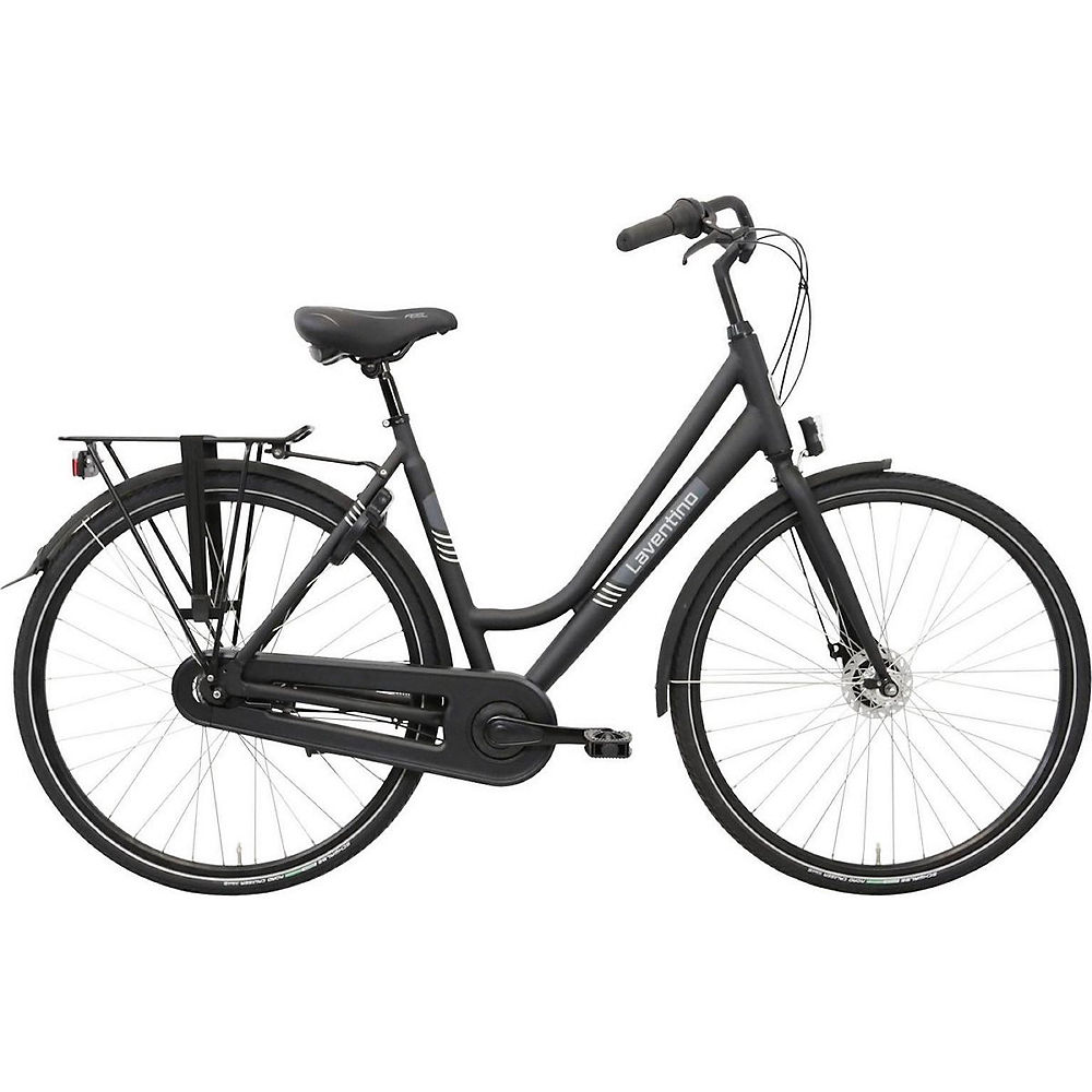 "Image of Laventino Glide 7 Ladies Urban Bike - Noir - 53cm (21""), Noir"