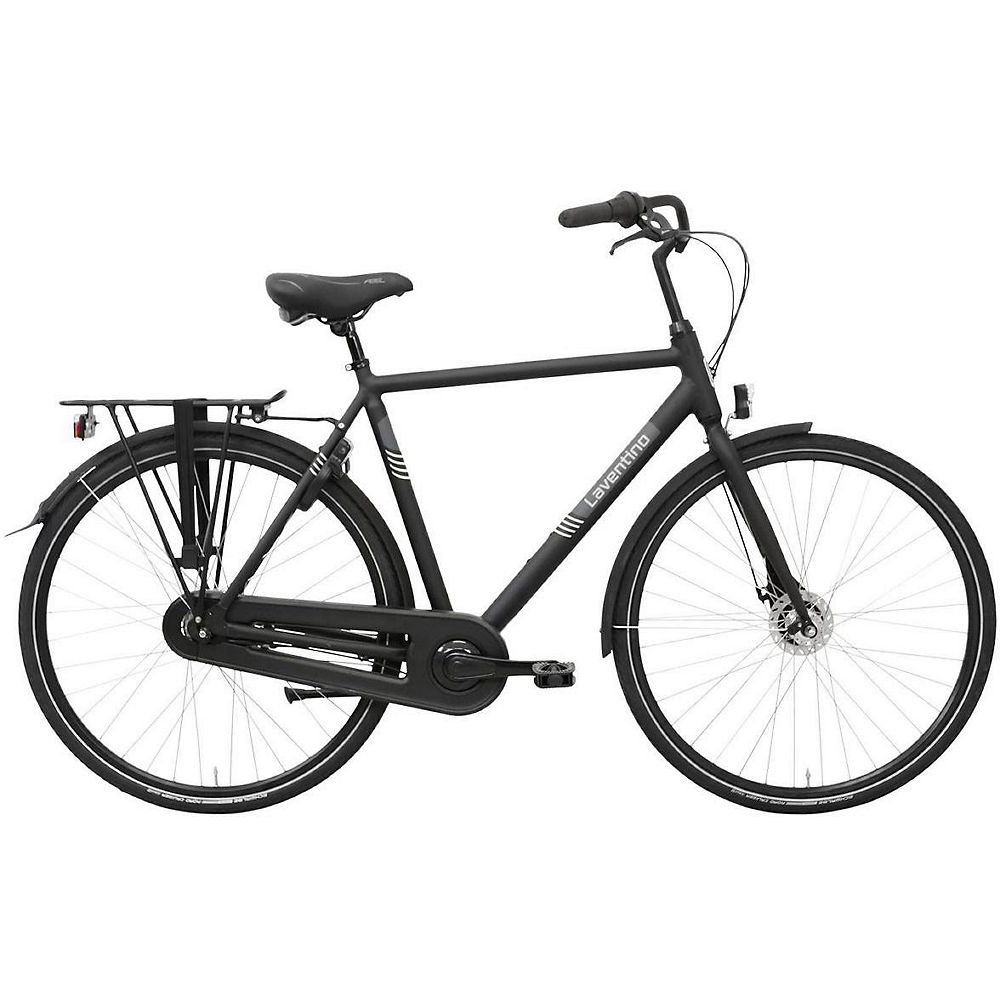 "Image of Laventino Glide 7 Men's Urban Bike - Noir - 53cm (21""), Noir"