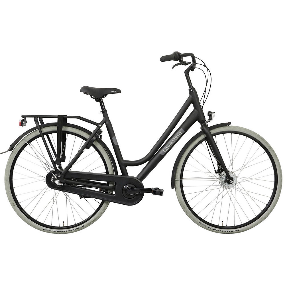 "Image of Laventino Glide 3 Urban Bike - Noir - 49cm (19.25""), Noir"
