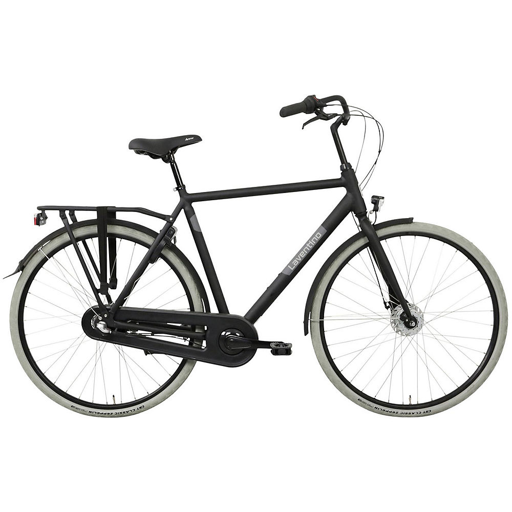 "Image of Laventino Glide 3 Men's Urban Bike - Noir - 53cm (21""), Noir"