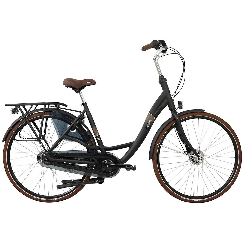 "Image of Van Tuyl Donna N8 Dames Urban Bike (2020) - Noir - 50cm (19.5""), Noir"