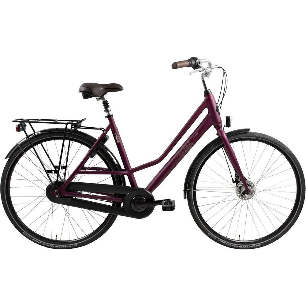 "Image of Van Tuyl Lunar N8 Ladies Urban Bike - orchid - 49cm (19.25""), orchid"