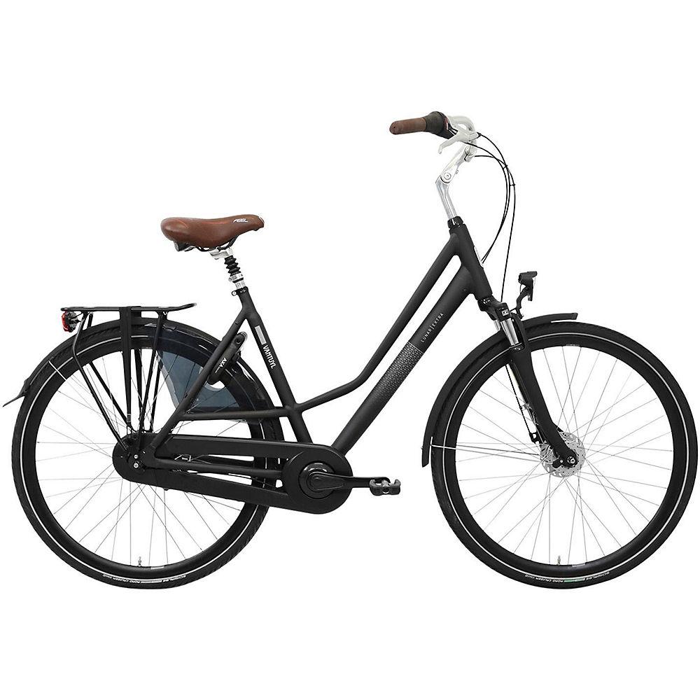 """Image of Van Tuyl Lunar N8 Extra Ladies Urban Bike - Noir - 53cm (21""""), Noir"""