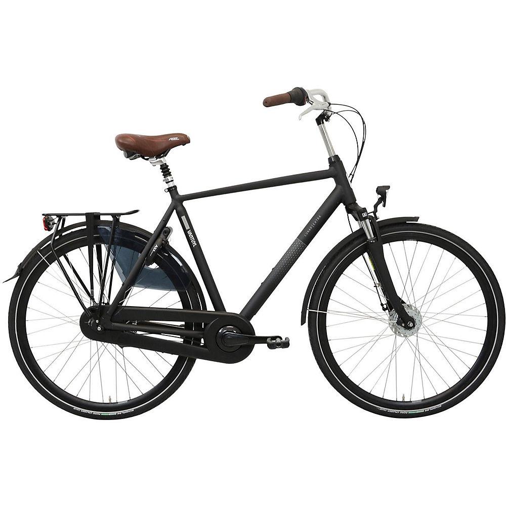 "Image of Van Tuyl Lunar N8 Extra Urban Bike - Noir - 57cm (22""), Noir"