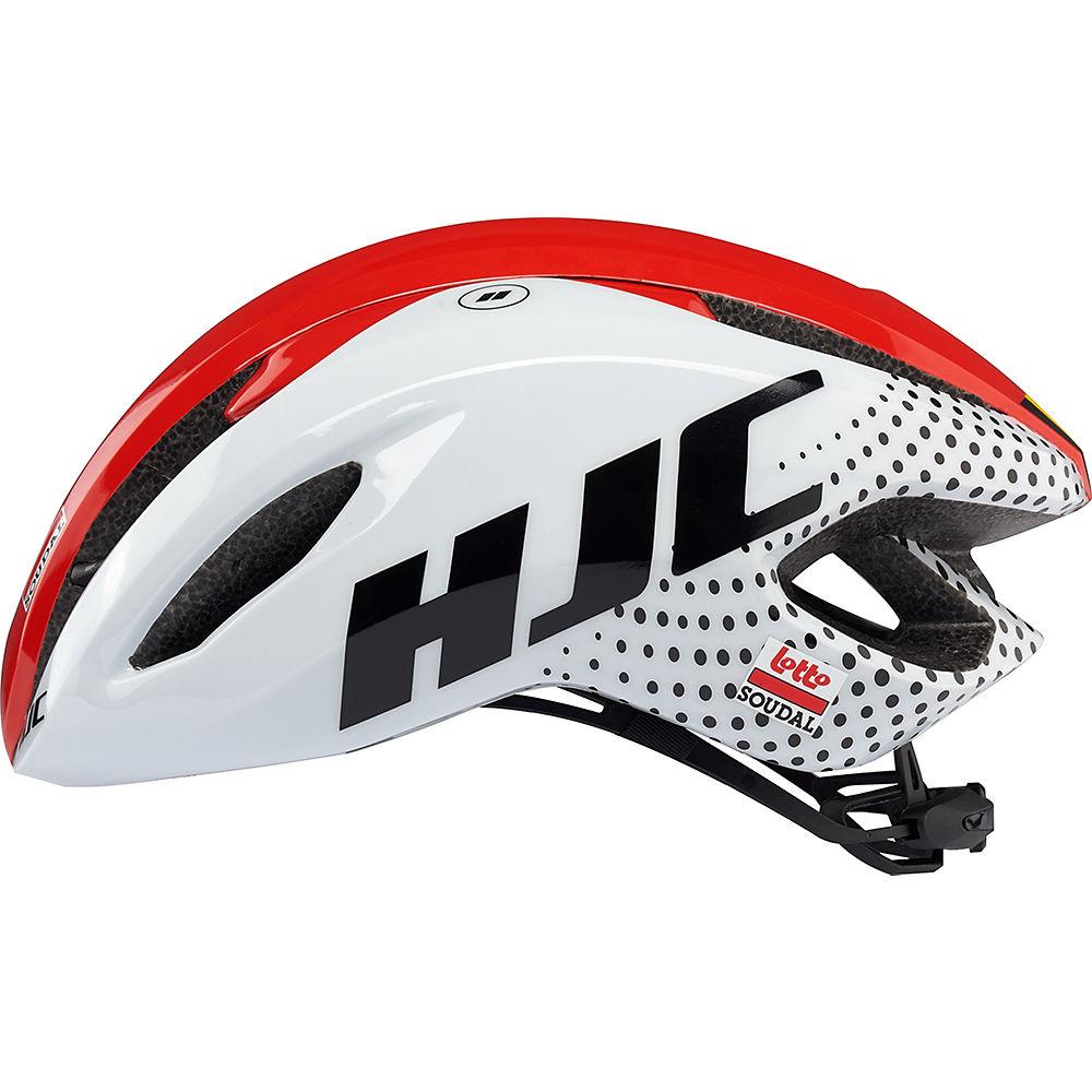 Hjc Valeco Helmet  - Lotto Soudal-white  Lotto Soudal-white