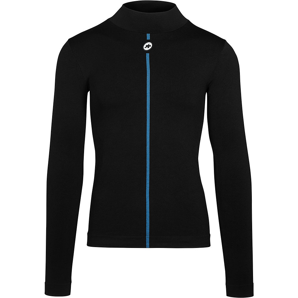 Assos ASSOSOIRES Winter LS Skin Layer  - Black Series - M, Black Series