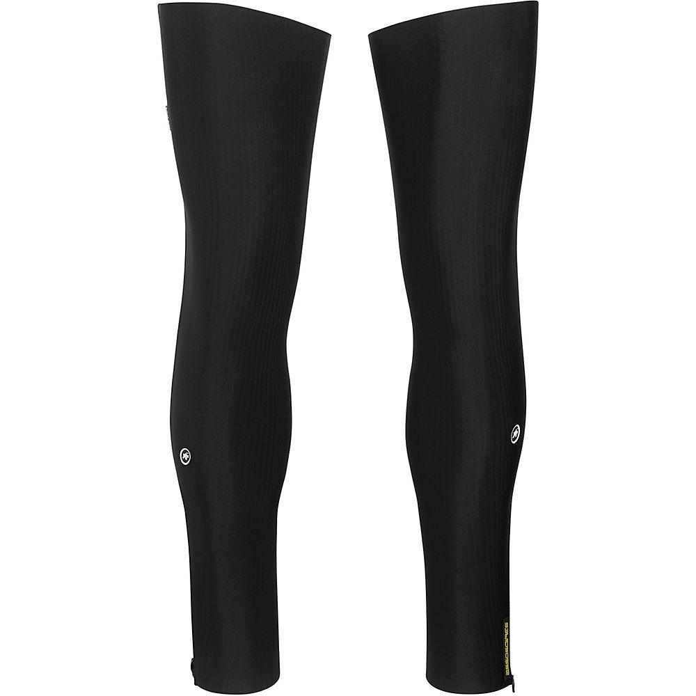 Assos ASSOSOIRES Spring Fall RS Leg Warmers  - Black Series, Black Series