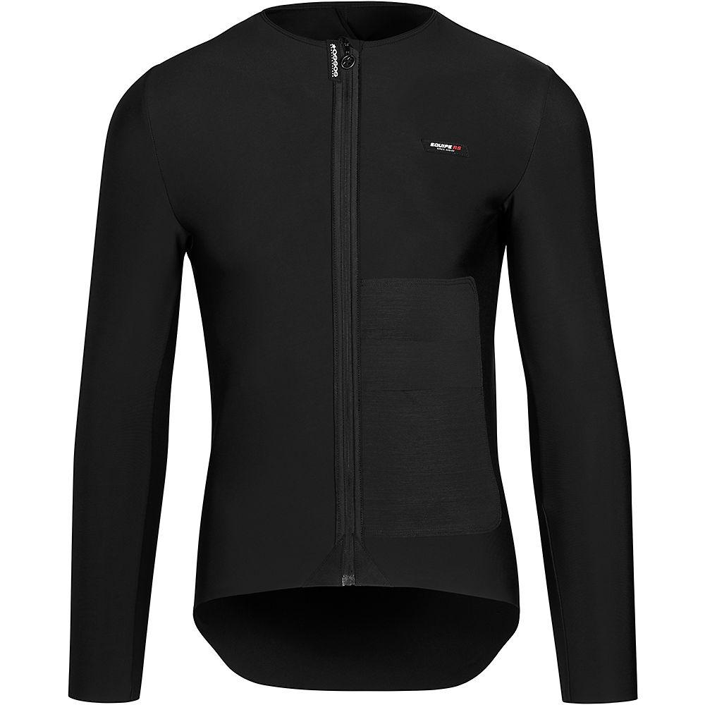 Assos EQUIPE RS Winter LS Mid Layer  - Black Series, Black Series