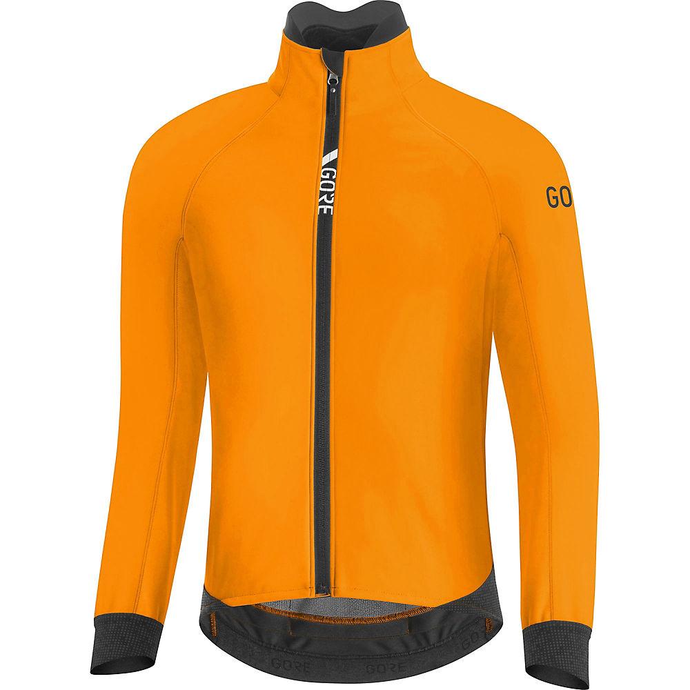 Gore C5 Infinium Thermo Jacket  - Bright Orange - S, Bright Orange