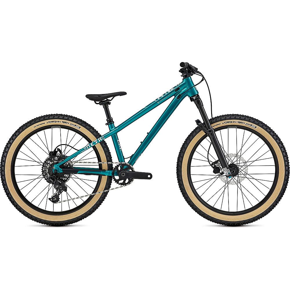 Commencal Meta Ht 24 Kids Bike 2021 - Electroplate Lagoon - 24  Electroplate Lagoon