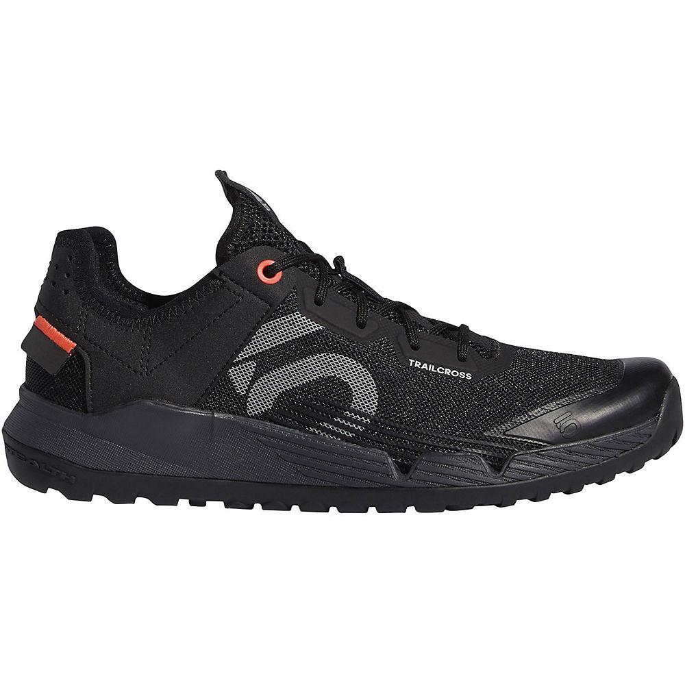 Five Ten Women's Trail Cross LT MTB Shoes - Core Black-Red - UK 6, Core Black-Red