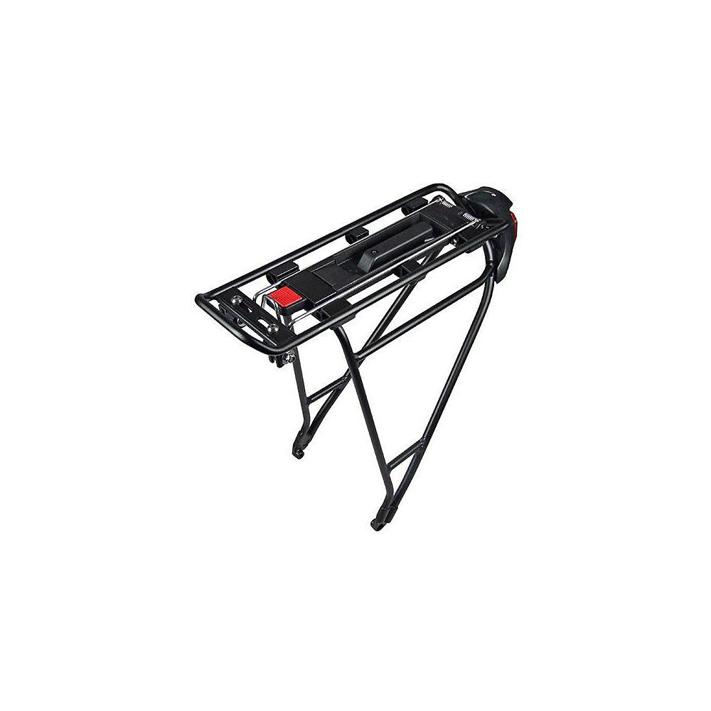 Rixen Kaul GTA Module for Hebie Pannier Rack - Negro, Negro