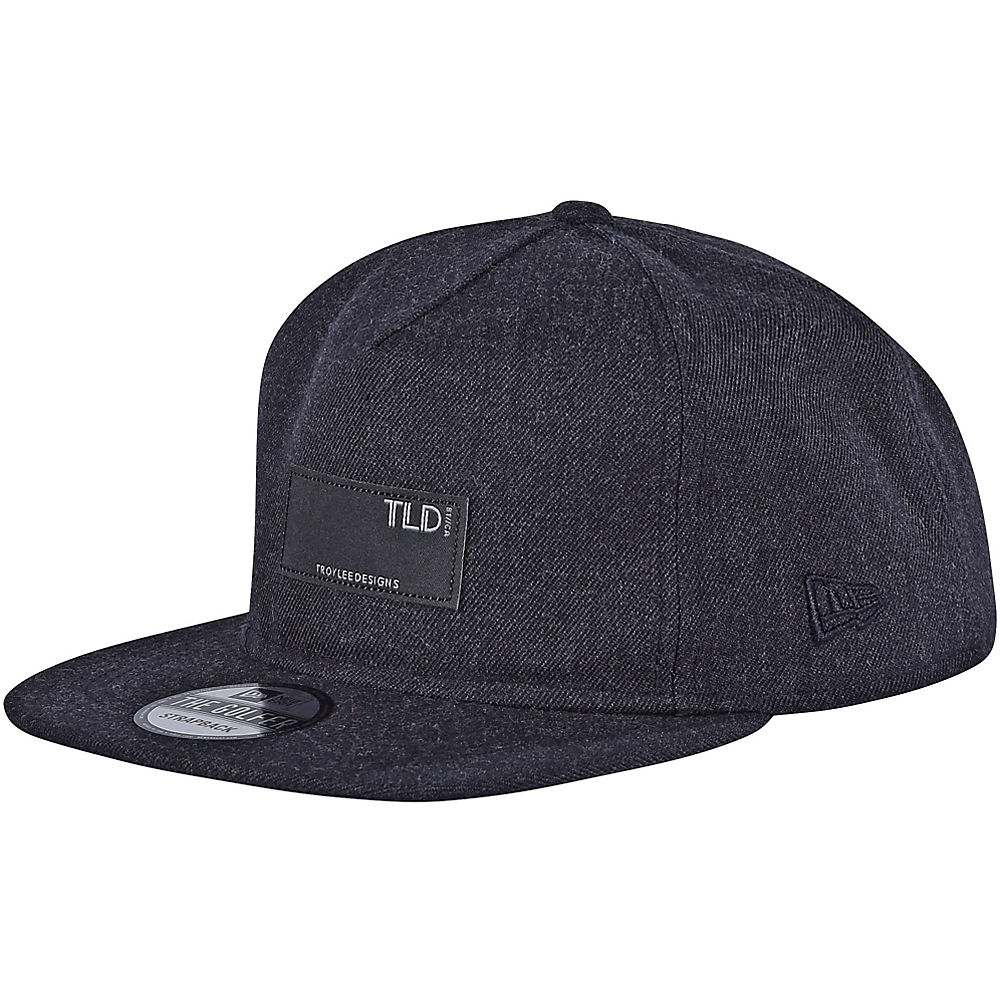 Troy Lee Designs Tempo Snapback Hat 2020 - Navy - One Size  Navy