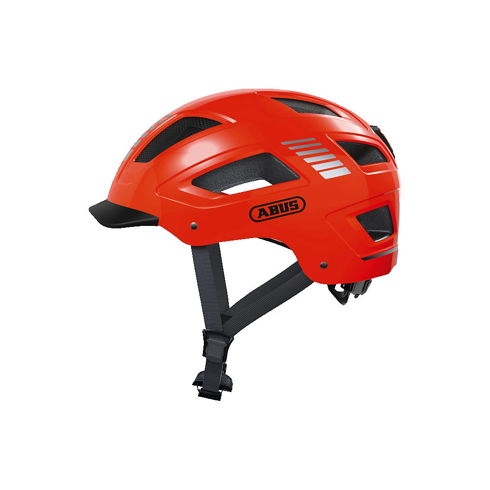 Abus Hyban Helmet 2020 - Orange - XL, Orange