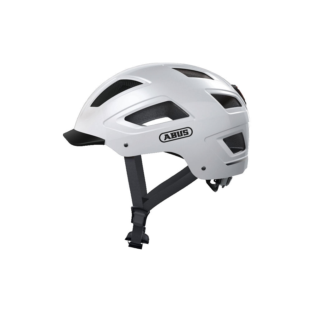 Abus Hyban Helmet 2020 - White, White