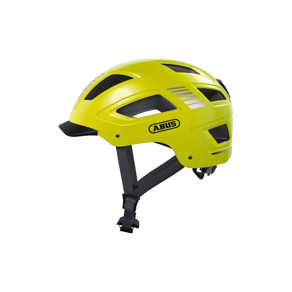 Abus Hyban Helmet 2020 - Yellow, Yellow