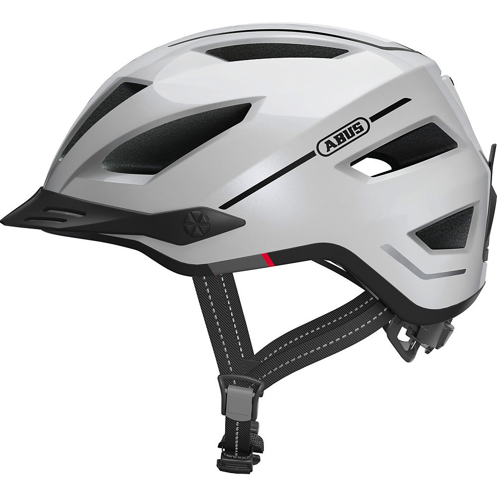 Abus Pedelec 2.0 Helmet 2020 - Pearl White, Pearl White