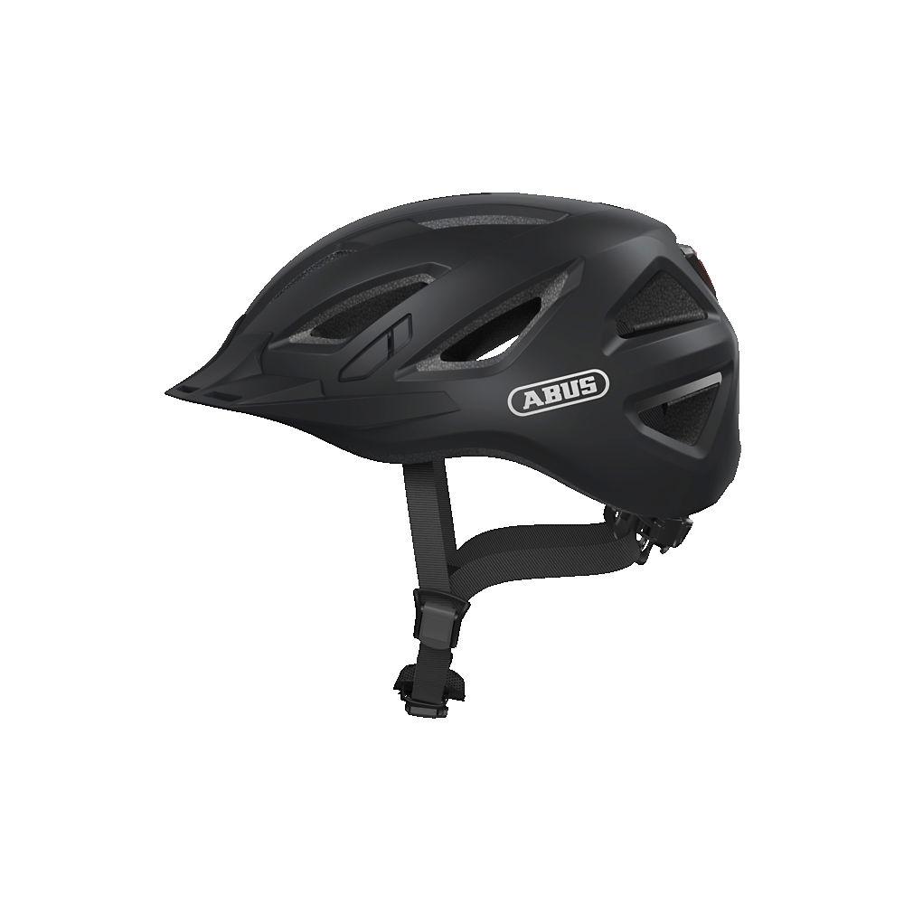 Abus Urban - I 3.0 Helmet 2020 - Black, Black