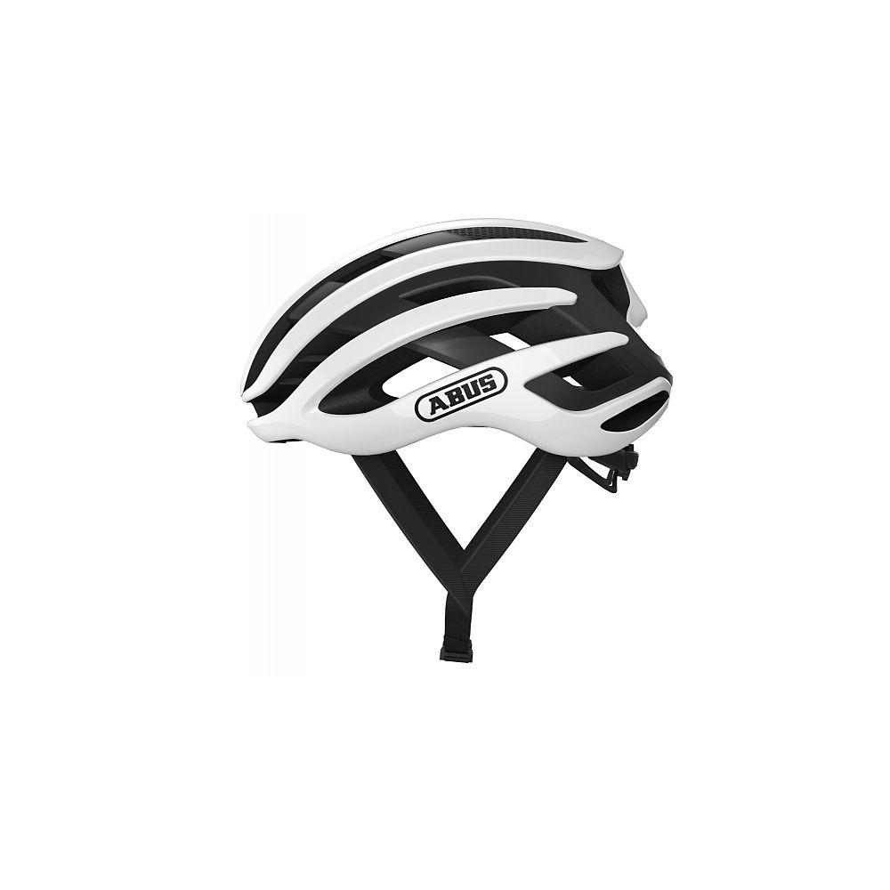 Abus Airbreaker Road Helmet 2020 - bianco, bianco