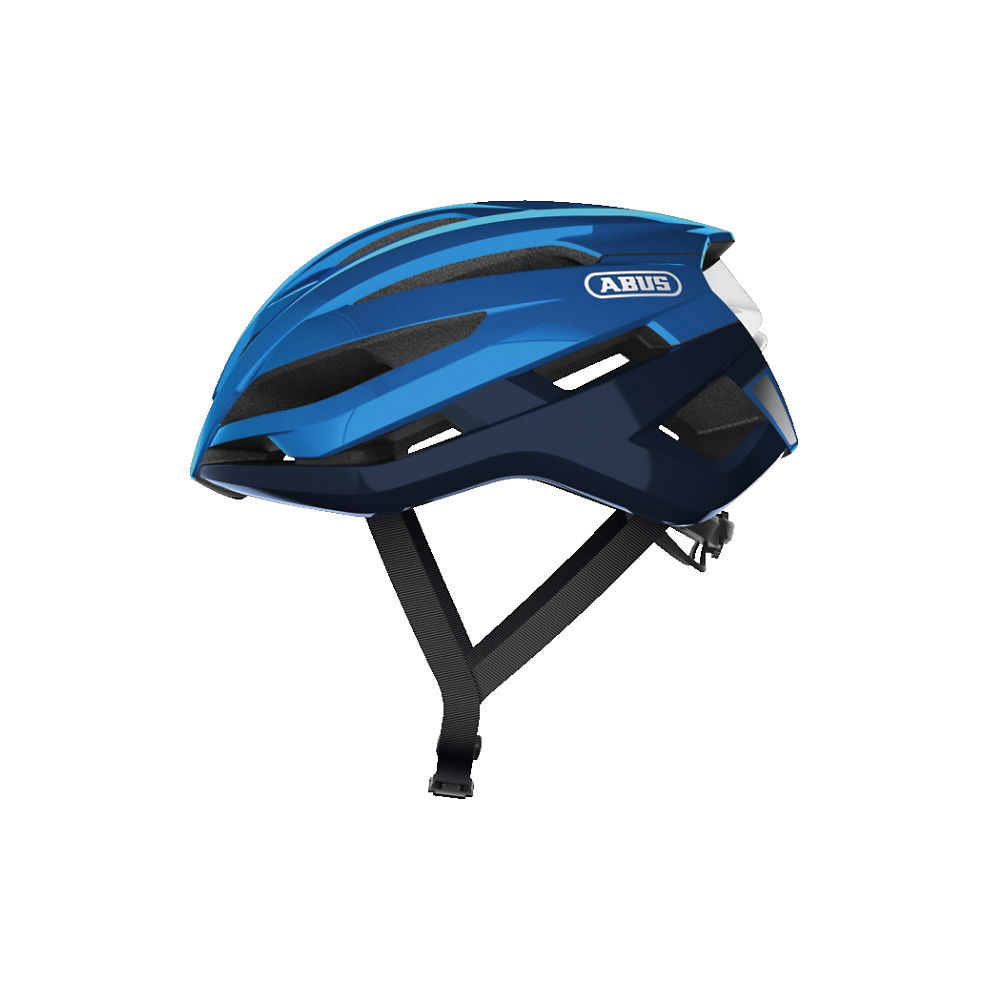 Abus Storm Chaser Road Helmet 2020 - Blue, Blue