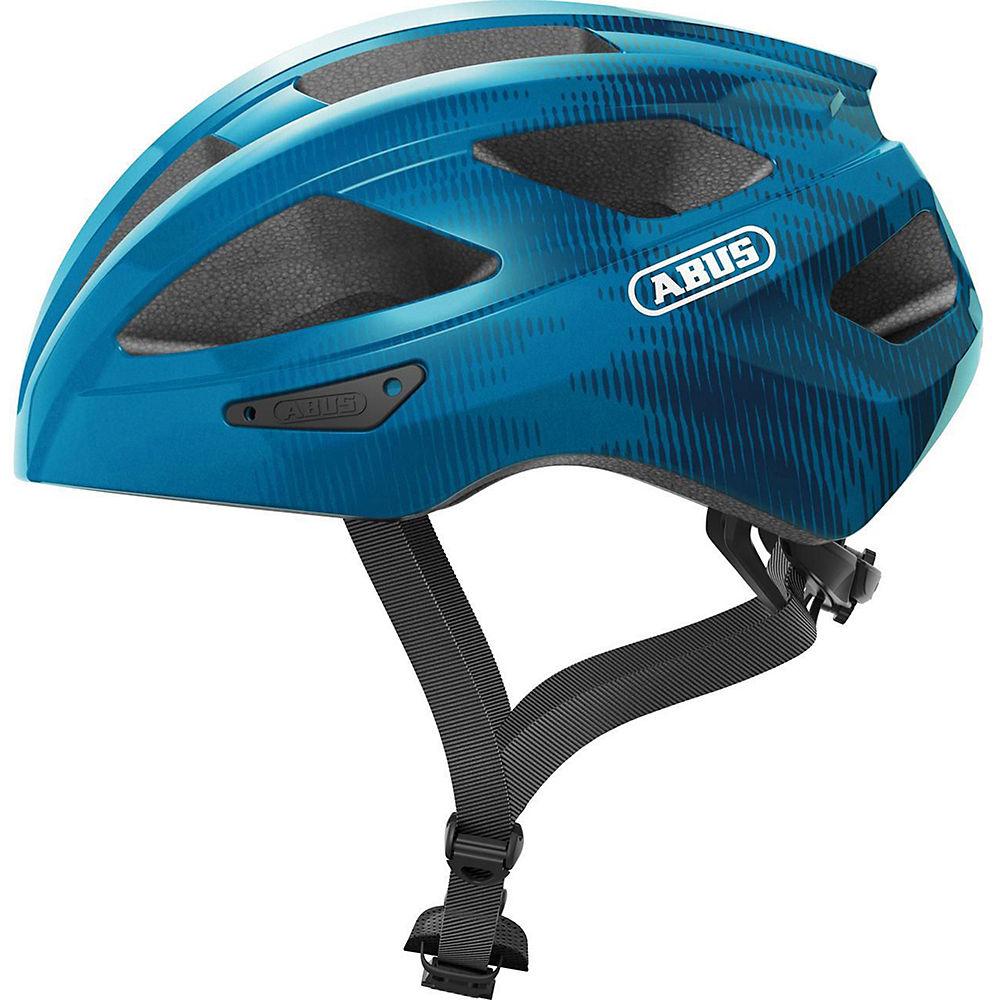 Abus Macator Road Helmet 2020 - Blue  Blue