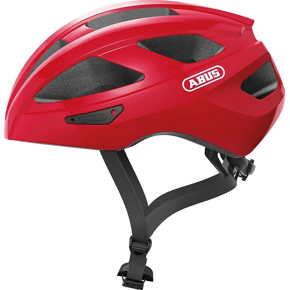 Abus Macator Road Helmet 2020 - Red  Red