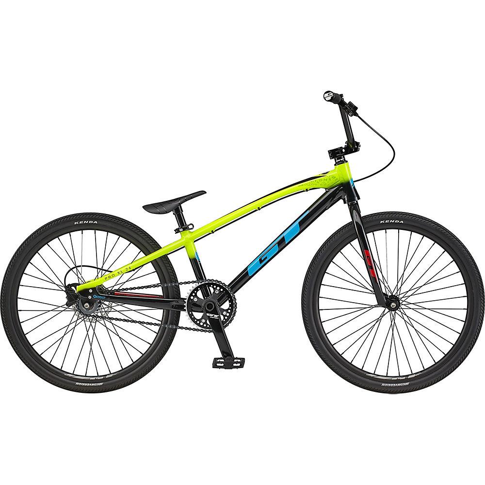 GT Speed Series Pro 24 Bike 2021 - Neon Yellow, Neon Yellow