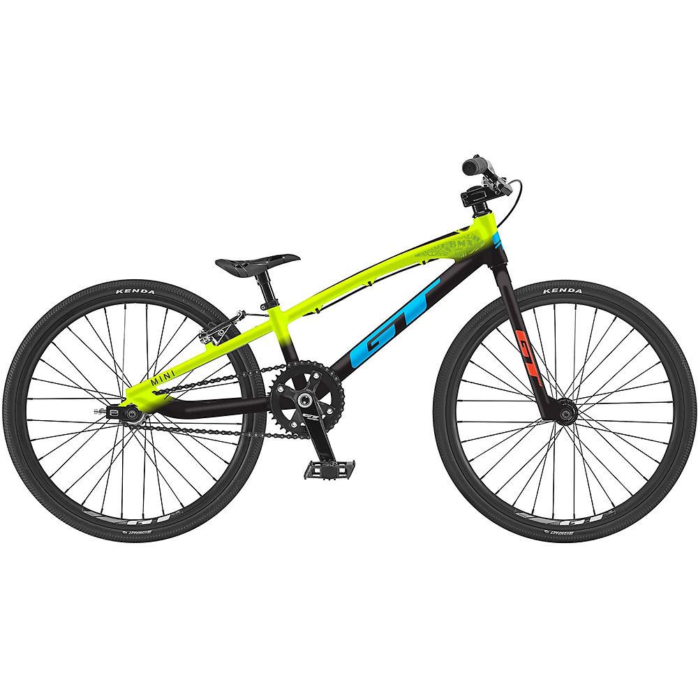 GT Speed Series Mini Bike 2021 - Neon Yellow, Neon Yellow