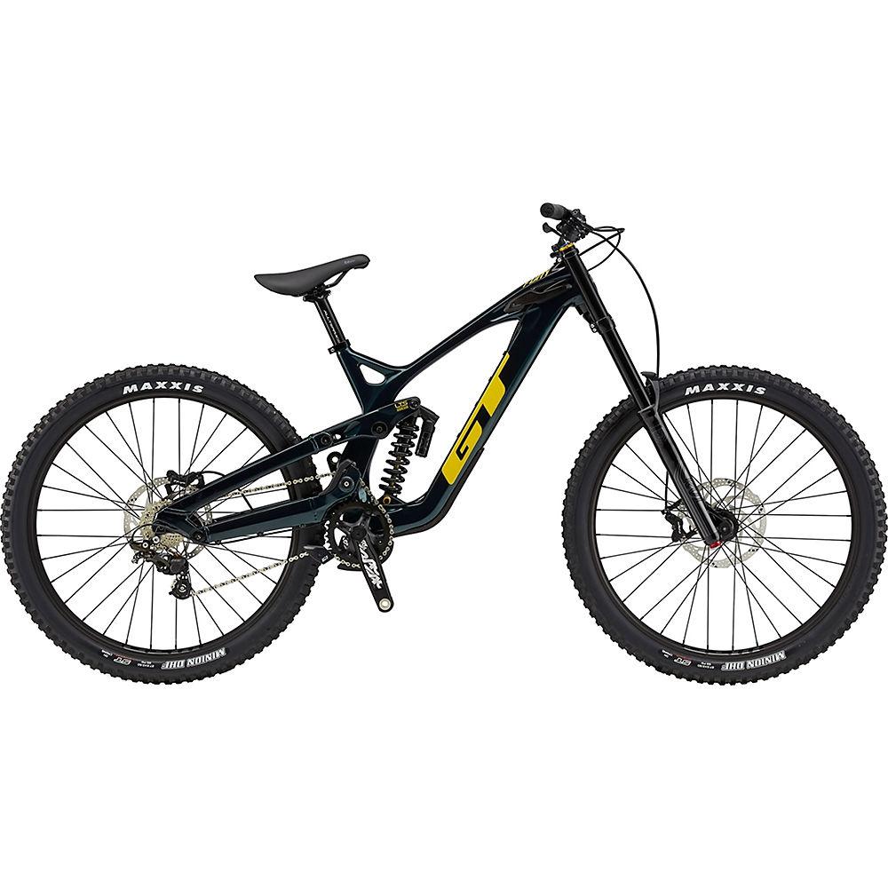 Gt Fury Expert Suspension Bike 2021 - Deep Teal  Deep Teal