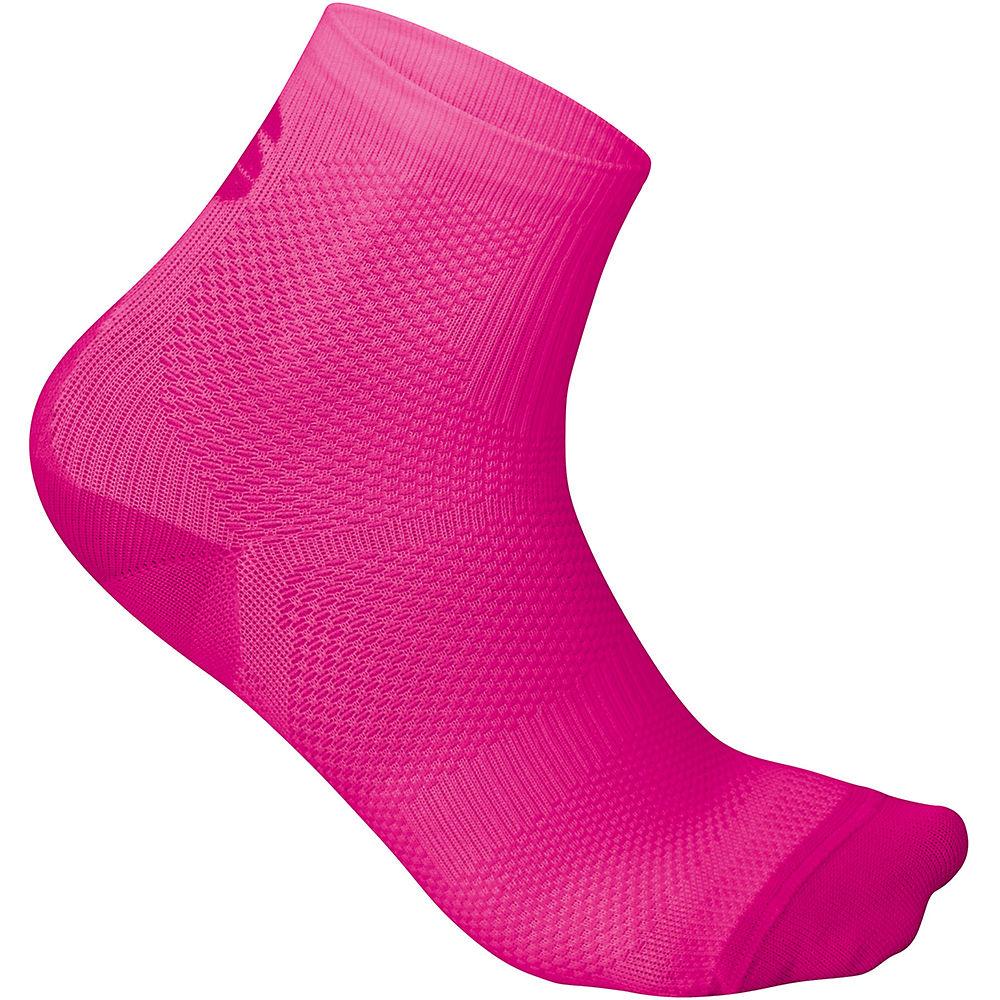 Sportful Womens Pro Race Socks  - Bubble Gum - L/xl/xxl  Bubble Gum