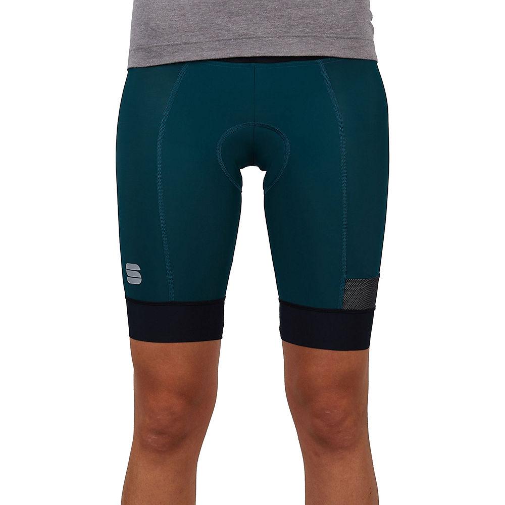 Sportful Womens Giara Shorts  - Sea Moss - Xxl  Sea Moss