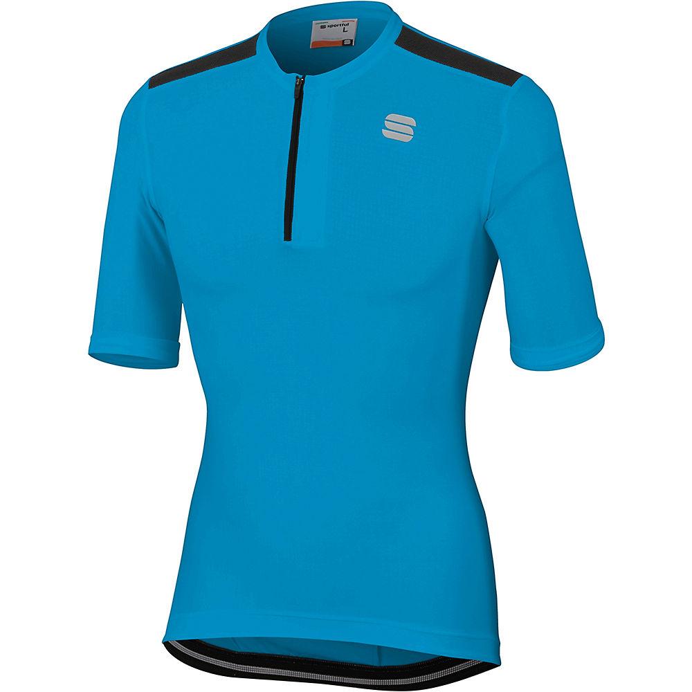 Sportful Giara Tee Jersey  - Blue Atomic  Blue Atomic