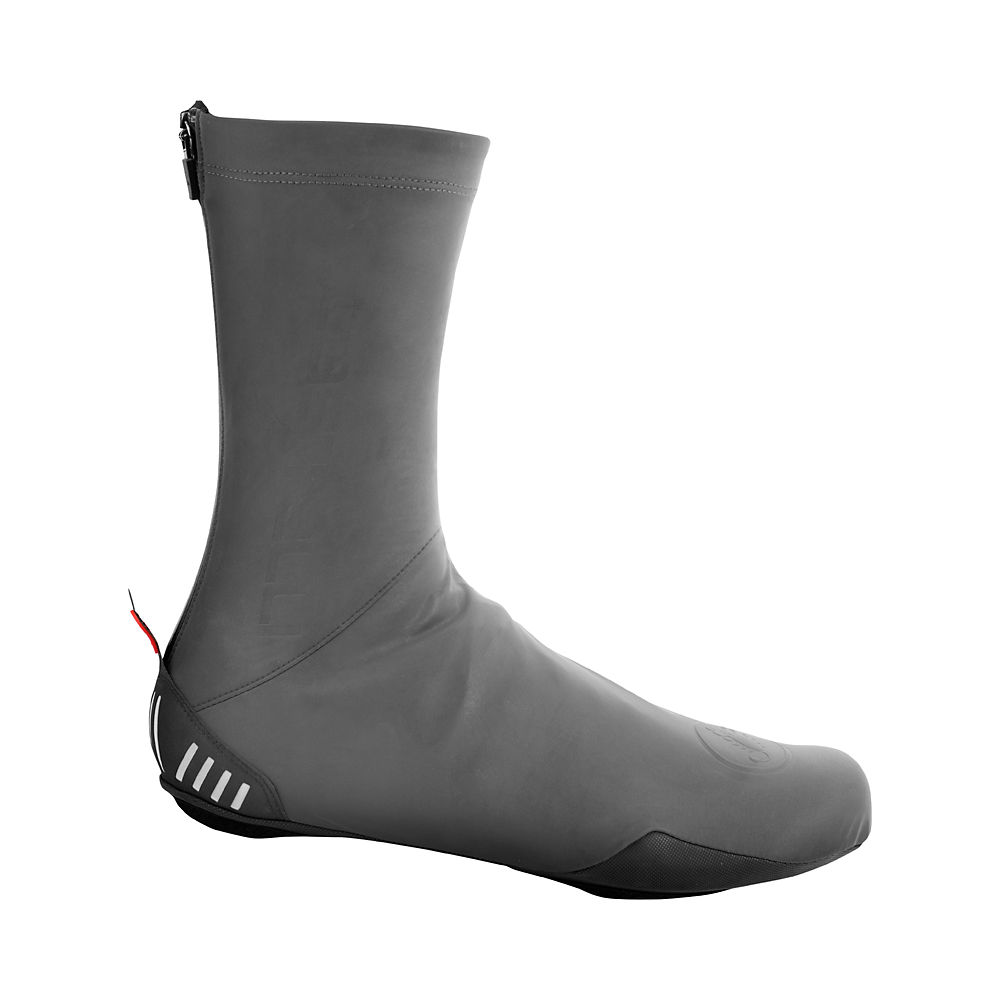 Castelli Reflex Shoe Cover  - Black-Black-Reflex - XL, Black-Black-Reflex
