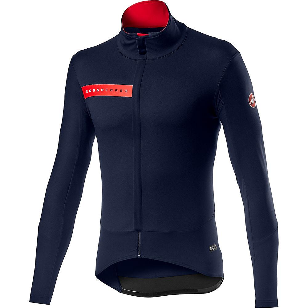 Castelli Beta ROS Jacket - Savile Blue, Savile Blue