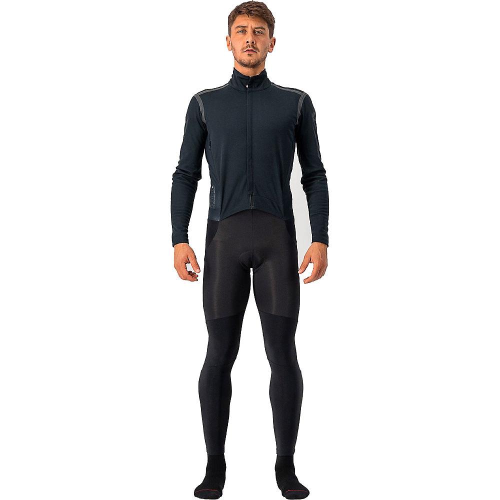 Castelli Sanremo ROS Thermosuit  - Light Black Reflex - XL, Light Black Reflex